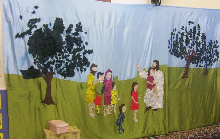 Decorating Your Sabbath School Room